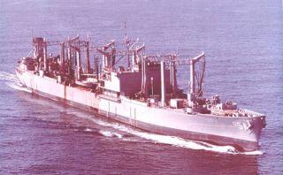 USS Ashtabula AO 51 Westpac Cruise Book Log 1970 71