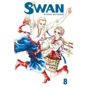 Swan Vol. 8 Kyoko Ariyoshi (Author) Manga Book