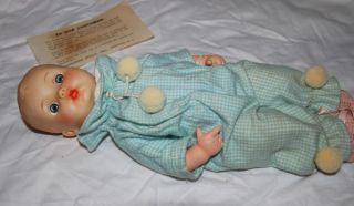 VERY RARE OLD ART LINKLETTER HORSEMAN VINTAGE LULLABYE BABY DOLL W
