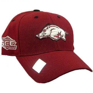 Arkansas Razorbacks Official NCAA Logo Wool Hat Cap