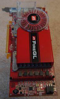 ATI FireGL V7200 256MB GDDR3 RAM PCI Express x16 Game Solid Modeling