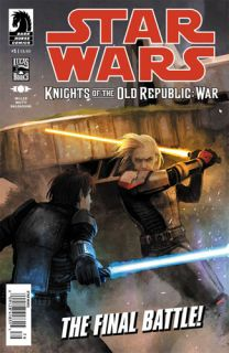 Star Wars Knights of The Old Republic War 5 of 5 Dark Horse Comics