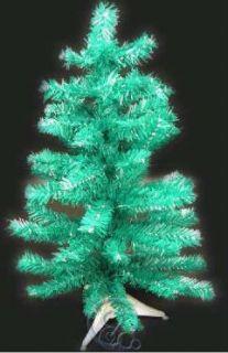 2ft Ohio University Green and White Mini Artificial Christmas Tree OU