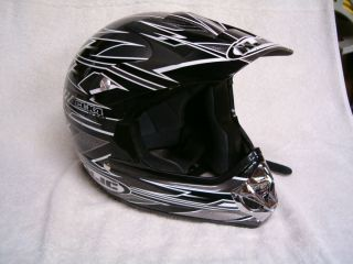 HJC Motocross or ATV Helmet Full Face Used