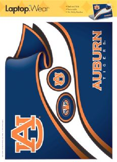 Auburn University Peel Stick Laptop Skin War Eagle