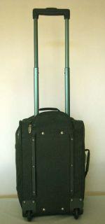 19 Atlantic Duffel Tote Bag Rolling Luggage Wheels