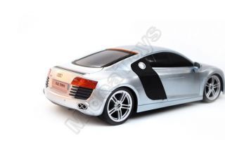 18 Audi R8 Radio Remote Control Sport Racing Car RC RTR