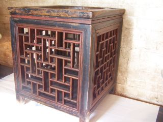 Chinese Jiang XI Spa Table or Stand $650