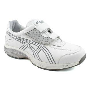 Asics Gel Cardio 2 Mens Size 12 5 White Walking Leather Athletic
