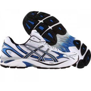 New Mens Asics Shoes GT 2150 White Onyx Royal T004N 0199
