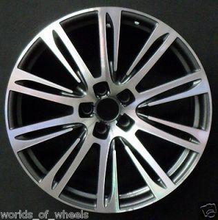 2011 2012 Audi A7 A8 20 10 Double Spoke Factory Wheel Rim H 58871