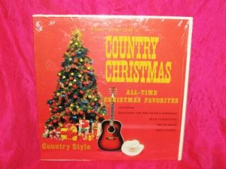 have yourself a country christmas alshire lp xm 1 stereosealed - Xm Country Christmas