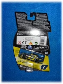 2012 SPIN MASTER 164 NASCAR AUTHENTICS #17 MATT KENSETH BEST BUY JUST