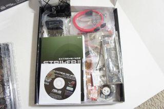 Asus Striker II NSE Socket 775 NVIDIA nForce 790i Ultra SLI