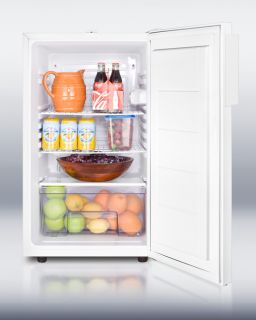 FF511L Counter Height All Refrigerator Auto Defrost w Lock