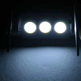 5050 LED Car Auto Dome Festoon Interior Light Bulb Lamp White