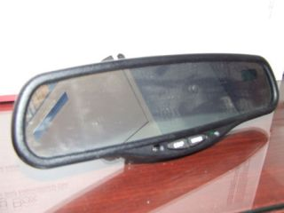 GNTX 177 Auto Dim Compass Rear View Mirror