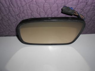 GS300 GS430 SIDE VIEW MIRROR GLASS HEATED AUTO DIMM LEFT 1998 2005