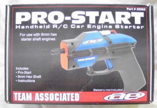 Associated Pro Start Hand Held R C Car Engine Starter