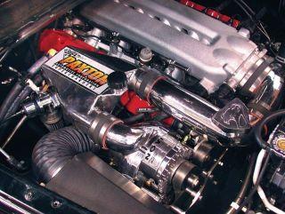 2004 2006 Dodge SRT 10 RAM Truck Auto Trans supercharger System