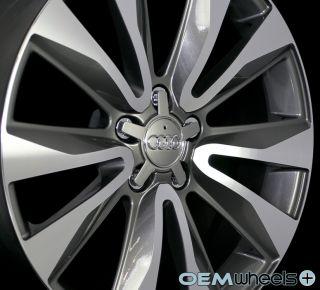 18 s Line Style Wheels Fits Audi A6 S6 RS6 A7 S7 C4 C5 C6 C7 Quattro