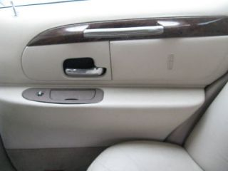 1998 99 2001 2002 Lincoln Town Car Rear Door Trim Panel
