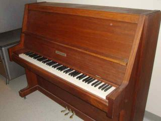 Astin Weight Full Sized Upright Piano