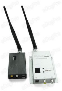 Wireless Video Audio Transmitter Receiver 8CH for Cam