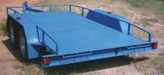 Trailer Plans Box Tilt Car Carrier camper Bike