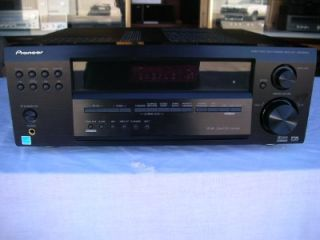 VSX D514 5.1 Home Theater Receiver DOLBY PRO I & II, DTS, 80W/channel