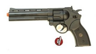 NEW Airsoft Pistol .357 MAGNUM Electric Full Auto /Semi
