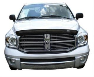 Auto Ventshade Bug Guard Bugflector II Smoke Dodge RAM 1500 2500 3500