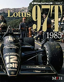 Ayrton Senna Lotus Renault F1 Formula 1 Photograph JPS Model Car 97T