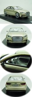 43 Looksmart Audi A3 Concept 2011 Shanghai Auto Show LSA3SH Met Gold