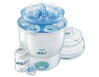 Philips Avent Baby Bottle Electronic Sterilizer