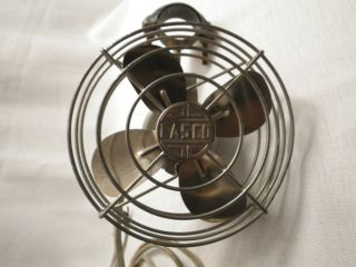 Early Century Accessory Auto Fan Windshield Defroster Hot Rat Rod