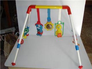 Sesame Street Baby Play Activity Gym Mobile Elmo Bird