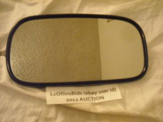 Cadillac Seville Deville Driver Left Auto Dim Side View Outside Mirror