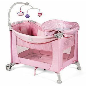 Pink Pack N Play Safety 1st Care Center Play Yard Disney Princess