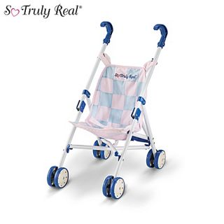 so truly real baby doll accessories stroller