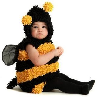Child Infant Baby Halloween Costume Stinger Bumble Bee