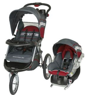 Baby Trend Expedition ELX Jogger Baltic Travel System Jogging Stroller