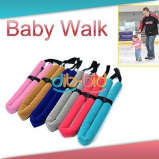 Baby Kid Toddler Safety Harness Strap Walker Walk O Long Learning