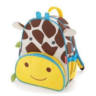 Skip Hop Zoo Pack Kids Backpack Small Animal Giraffe Boy Girl School