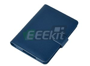 Eeekit for Kindle Paperwhite Blue PU Leather Case Car Charge Micro USB