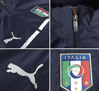 Puma Woven Track Jacket Warm Up Soccer Mens M New World Cup
