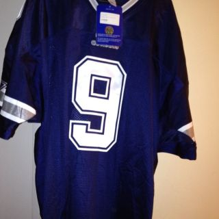 Authentic Reebok NFL Dallas Cowboys Tony Romo Jersey 56 $280