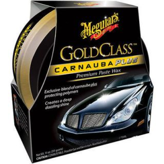 Carnauba Plus Premium Paste Car Wax High Quality Brand New