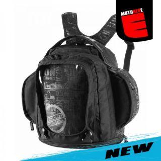 Icon Urban Magnetic Tank Bag Motorcycle Backpack Helmet Carrier
