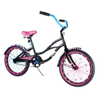 Girls 20 inch Beach Cruiser Bike Bicycle Monster High Doll BNIB